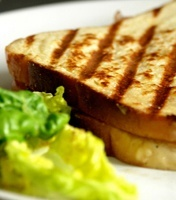 Croque Monsieur en salade